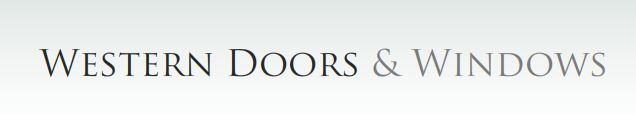 Logo - Western Doors & Windows